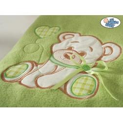 Dětská deka kolekce MÉĎA S MAŠLÍ - 322