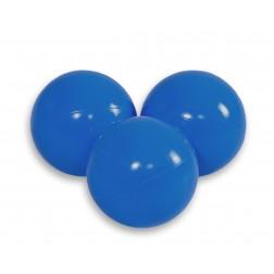 Plastové míčky do suchého bazénu 50 ks - tmavě modrá