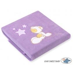 Dětská deka kolekce CARLO - fialová