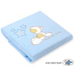 Dětská deka kolekce CARLO - modrá