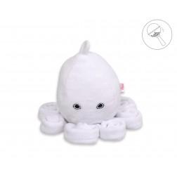 Chobotnice malá s chrastítkem - bílá