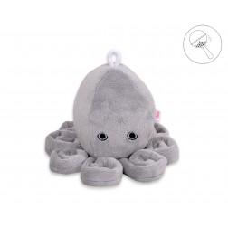 Chobotnice malá s chrastítkem - šedá