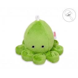 Chobotnice malá s chrastítkem - zelená
