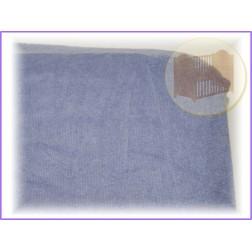 Prostěradlo froté do postýlky 120x60 cm - fialová